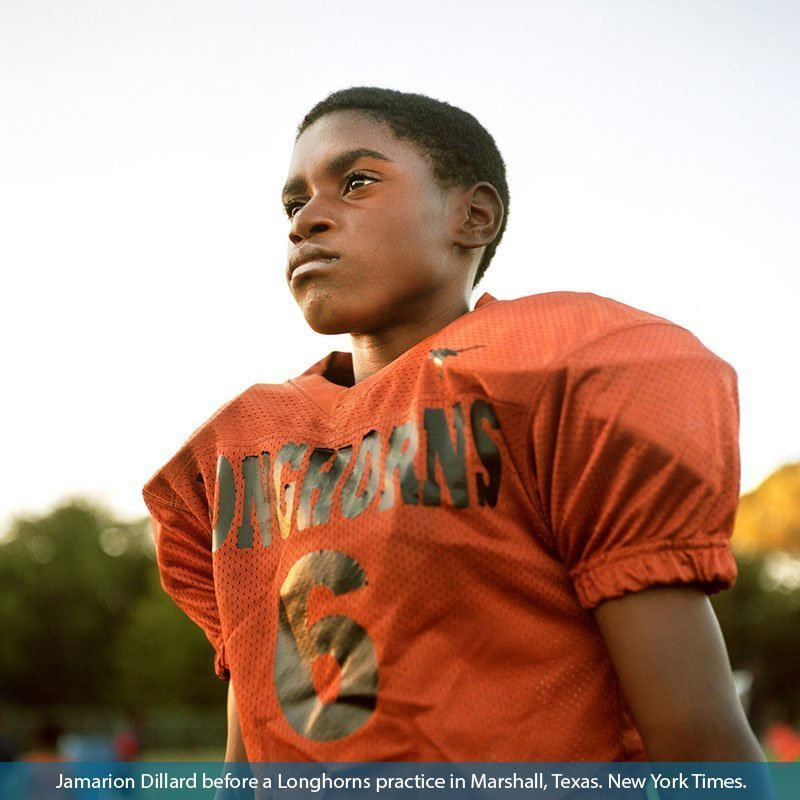 Youth Football and the Fall of the NFL